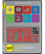 Power to the Planet - $15.00