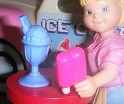 Barbie Ice Cream Sundae & Twin Pop Lot fits Fisher Price Loving Family D... - $4.99