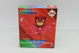 PJMASKS OWLETTE Shaped Puzzle 24 Piece Kids Learning Educational Age 5+ ... - $7.12