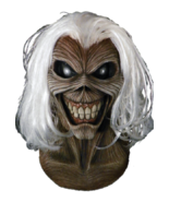 Trick Or Treat Iron Maiden Killers Music Band Halloween Costume Mask TTG... - £46.29 GBP