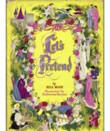 Book for Children -- LET'S PRETEND (Stories from CBS Radio Program) by N... - $12.50