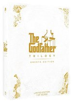 Godfather Trilogy Collection - Omerta Limited Edition [Blu-ray]