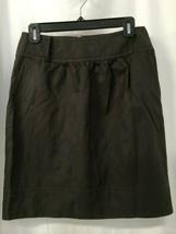 Banana Republic Women's Skirt Brown Fully Lined 2 Pocket Size 2 - $19.79