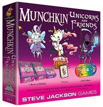 Steve Jackson Games 1574SJG Munchkin Unicorns & Friends - $26.96