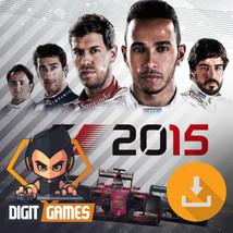 F1 2015 - PC / Steam CD Key - Digital Game Download Code - Formula One (1) - $3.99