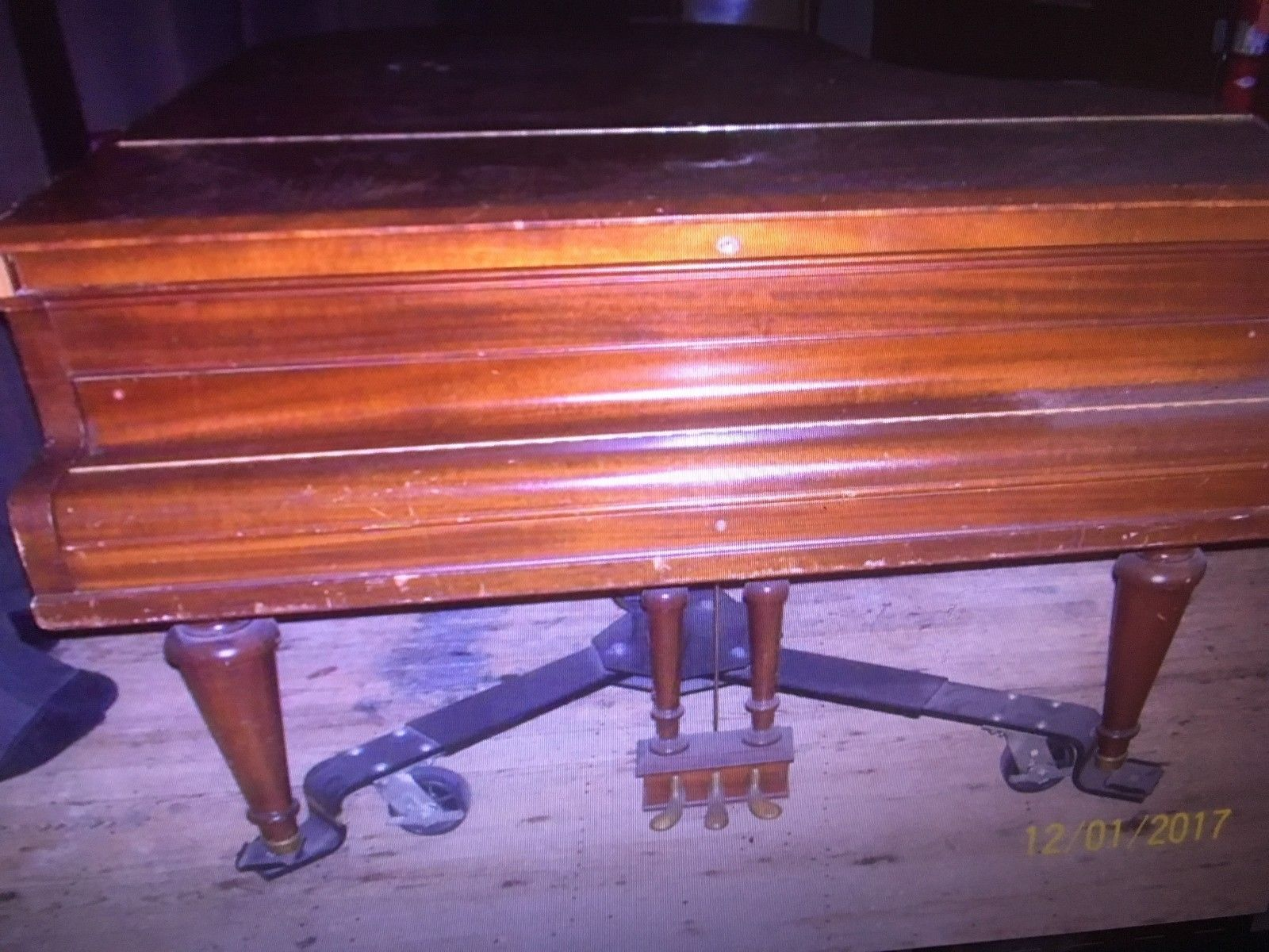Mcphail Baby Grand Piano And 23 Similar Items