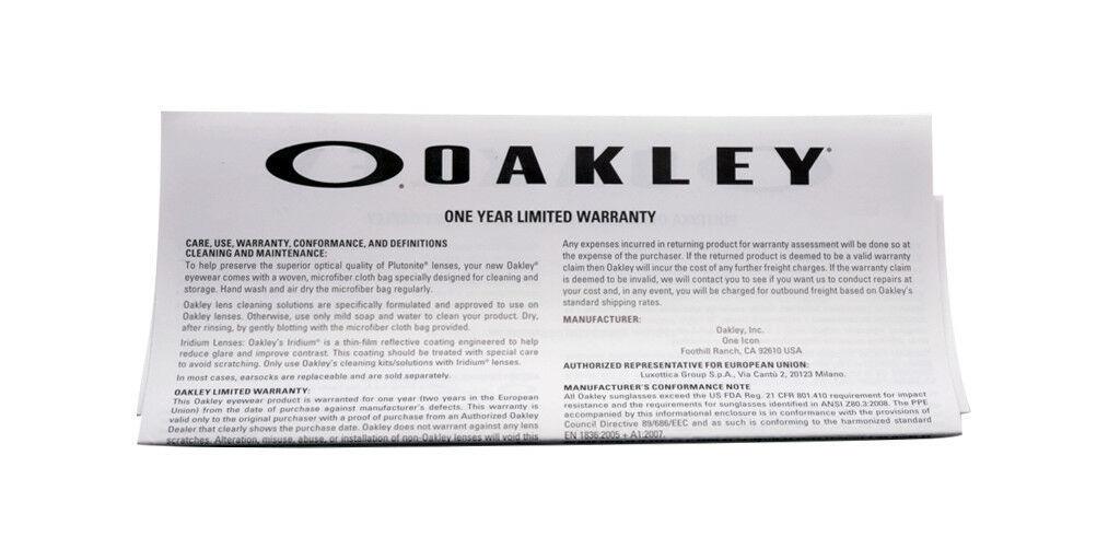 Oakley Crossrange Escudo OO9387-05 Mate Translúcido Azul / Prizm Zafiro