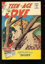 TEEN-AGE Love #22 1961-CHARLTON Romance Comics Vf - $37.83