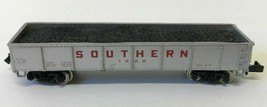 Vintage Bachmann N Gauge Scale 1228 Southern 40' Gondola w/ Coal Load - $8.00