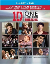 One Direction: This Is Us - Ultimate Fan Pack (Blu-ray)