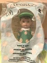 Madame Alexander 2004 McDonalds Kick It Boy Soccer Doll Original Package... - $9.99