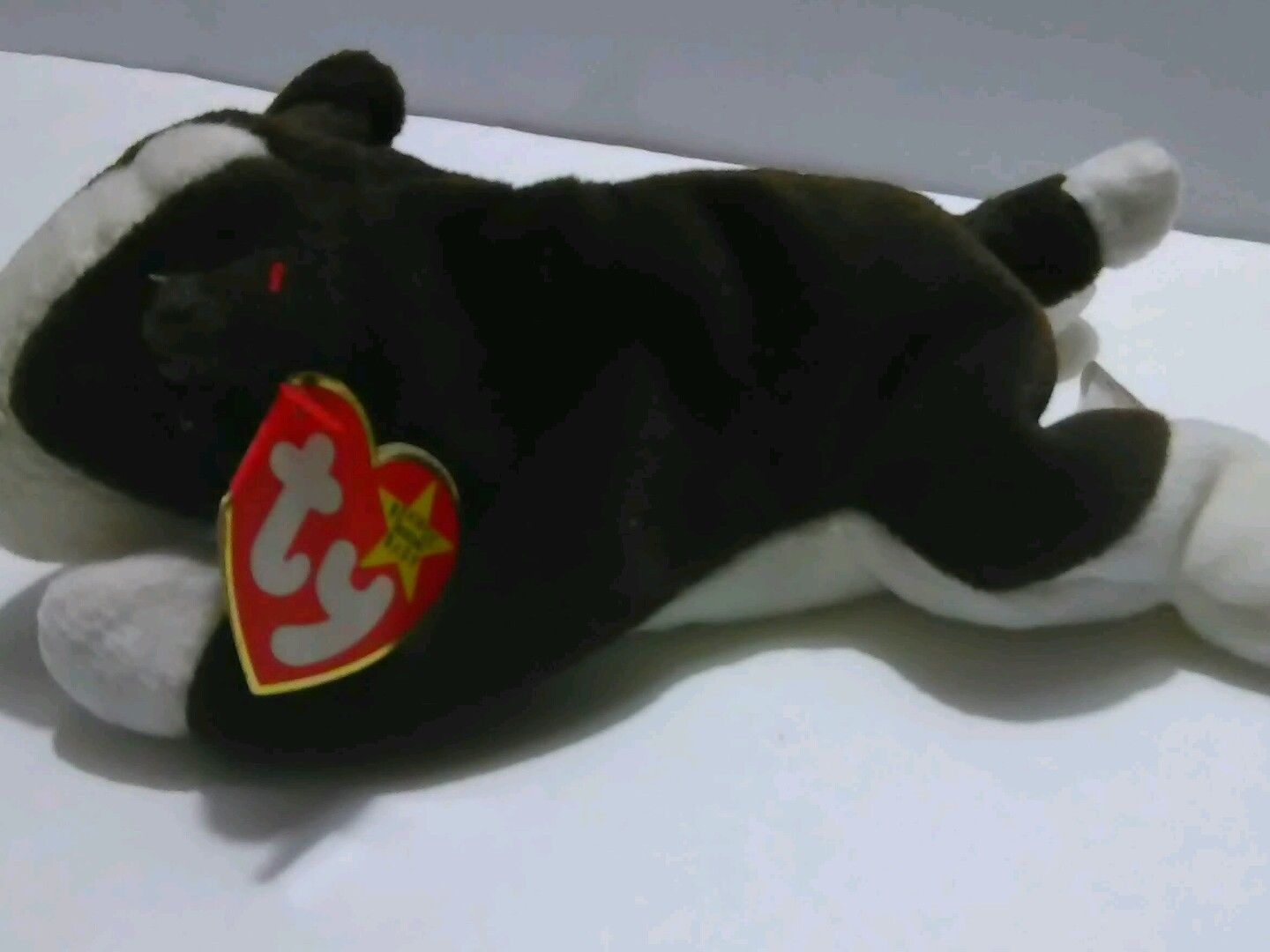 Primary image for Beanie Baby TY Bruno September 9 1997 Dog Plush Stuffed Animal