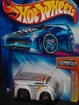 Mattel Hot Wheels 2004 First Editions 1:64 Scale White Bling Diary Deliv... - $14.69