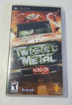 TWISTED METAL Head-On - Playstation Portable PSP BL Black Label Game Com... - $14.80
