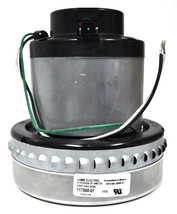 Ametek Lamb 7.2 Inch 2 Stage 120 Volt b/B Peripheral Bypass Motor 117560-01 - $383.26