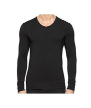 $59 Calvin Klein Men's Thermal Knit Long-Sleeve Crewneck Top Size: Medium - $29.69