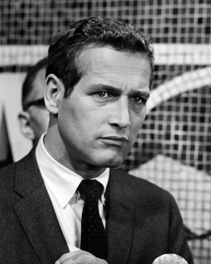 Primary image for Paul Newman 8x10 Photo 1960's in suit and tie