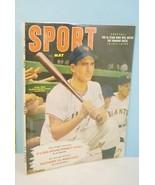 Sport Magazine May 1952 Alvin Dark New York Giants Cover EX - $14.84