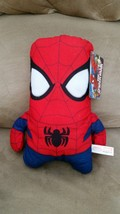 "ULTIMATE SPIDERMAN Brand New Licensed Plush Marvel NWT With Tags 10"" Sho... - $11.99"