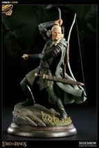 Sideshow Lord of the Rings LEGOLAS Exclusive ver. 1/6 Scale Statue MIB - £622.21 GBP
