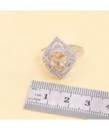 New Arrival Silver 925 Jewelry Sets For Women champagne Semi-precious Ne... - $36.31