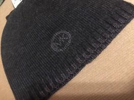 Michael kors hat grey logo MK Silver Studded Monogram - £33.09 GBP