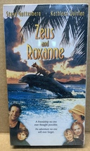 Zeus and Roxanne [VHS Tape, Brand New] - $8.65