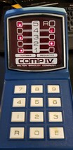 Vintage Milton Bradley Comp IV 4 Number Sequence 1970s Computer Numbers ... - $15.79