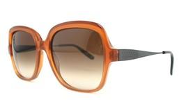 New Bottega Veneta Bve 246S F28CC Brown Authentic Sunglasses 56-18 140 Dd 21 - $94.80