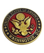 Great Seal of United States of America , Washington DC Metal Magnet- Was... - $7.99