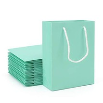 "Shopping Bags with Handles, Eusoar 20pcs 5.9"" x 2.3"" x 7.8"" Paper Bags, ... - $33.20"