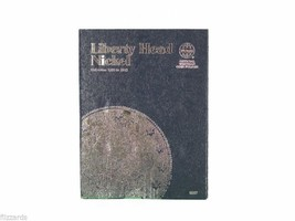 Liberty Head Nickel, 1883-1912 Inclusive Coin Folder by Whitman - $5.99