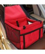 Folding Pet Dog Carrier Pad Waterproof Dog Seat Bag Basket Safe Carry Ho... - $29.00