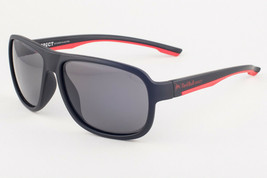Red Bull Spect LOOP 001 Black Red / Gray Polarized Sunglasses LOOP 001 59mm - $127.71