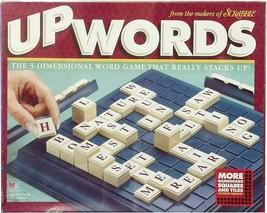 Vintage Upwords: A 3-Dimensional Word Game (1997) - $18.00