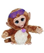 FurReal Friends Baby Cuddles My Giggly Monkey Pet Plush - $10.00