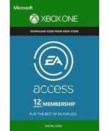 12-Month Xbox ONE EA Access Membership Code [DIGITAL] /n - $39.90