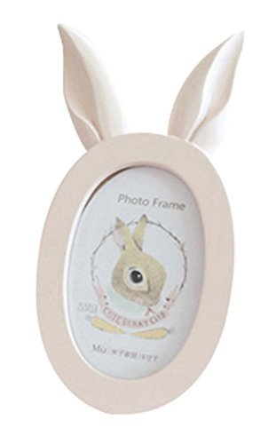 6 Inch Photo Frame Wooden Bunnies Picture Frame Unique Picture Frames