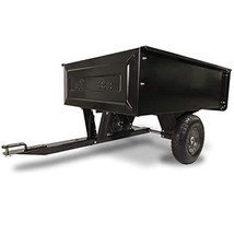 Agri-Fab Inc 45-0303 Agri-Fab 350 lb. Steel Dump Cart, Black - $140.99