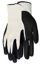 Work Gloves, Nitrile Palm With Poly Liner, Men's One Size, 5-Pk. - $18.80