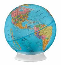 Apollo 9 Inch Desktop World Globe By Replogle Globes - $34.95