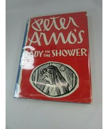 PETER ARNOS LADY IN THE SHOWER Arno Cartoon Collection 34520 - $22.27