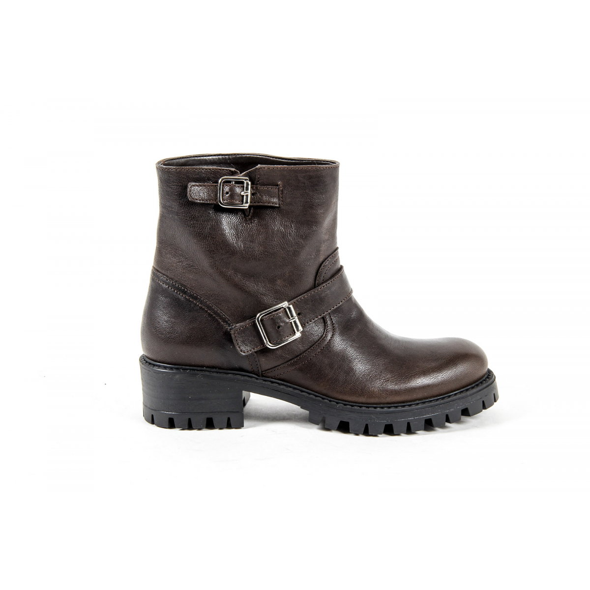 Primary image for V 1969 Italia Womens Short Boot Brown AMALFI