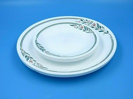 Vintage Corelle by Corning Plates - Set of Eight (8) - $39.55