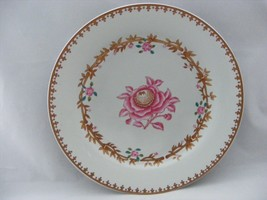 Abigail Adams Porcelain Plate 22K Museum Repo 1985 Avon - $15.00