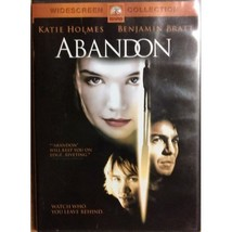 Katie Holmes in Abandon DVD - $4.95