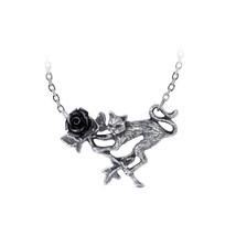 Rosenkatze Pendant by Alchemy Gothic - $20.00