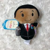 "Hallmark Itty Bitty With Tags Plush Kid President 5"" Tall Stuffed Toy - $5.40"
