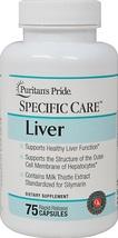 Puritan's Pride Specific Care Specific Care Liver-75 Capsules - $155.10