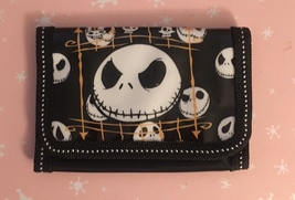 Nightmare Before Christmas Wallet— Boys  More Fun Characters Available Too NEW!